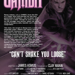 Gambit #2 Preview Page 1