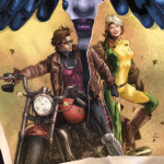 Gambit #11 Preview Cover