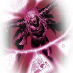 Gambit throwing cards