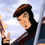 Gambit in X-Men Evolution